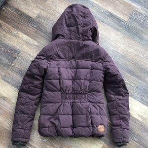 EUC Naketano breakfast club winter coat